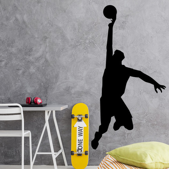 Layup Wall Decal
