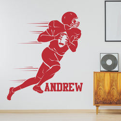Scramble Wall Decal