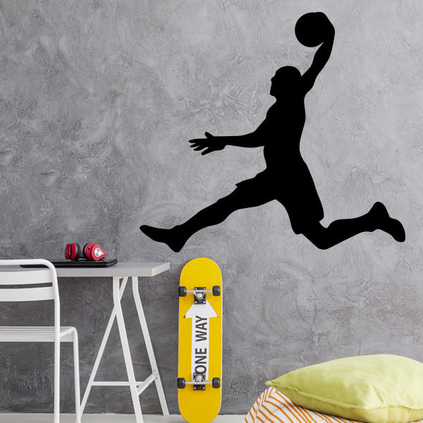 Slam Dunk Wall Decal