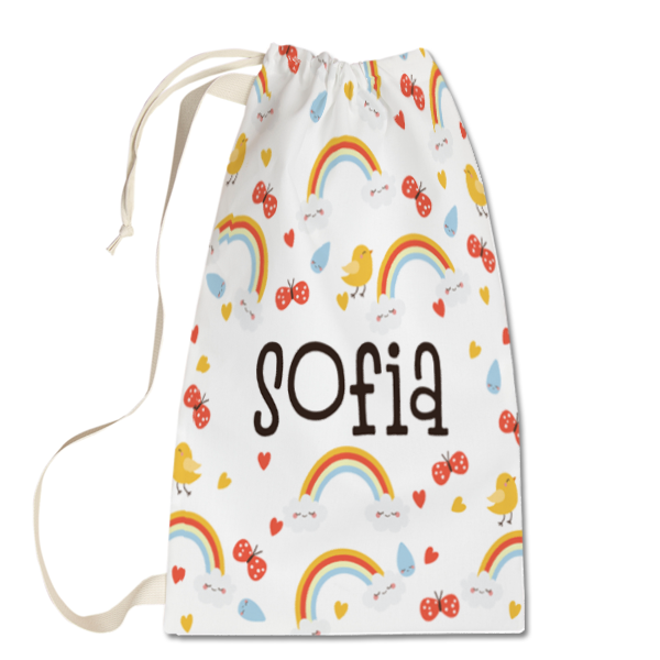 Little Rainbow Laundry Bag