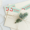 Be Jolly Return Address Labels