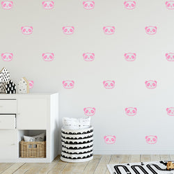 Pandas Wall Decals
