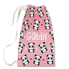 Panda Love Laundry Bag