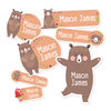 Bear Themed Daycare/Preschool Label Pack