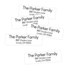 Simple Return Address Labels