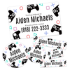 School Pack With Tween Gamer2 Design Option
