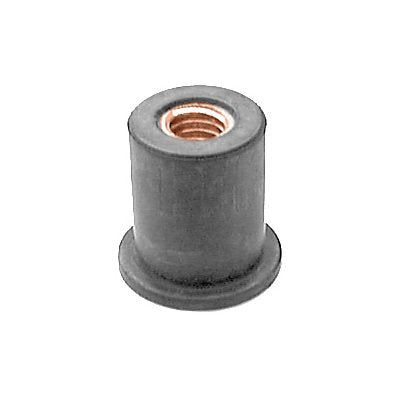 Auveco # 16242  Well Nut M5-.8 .554 Length.