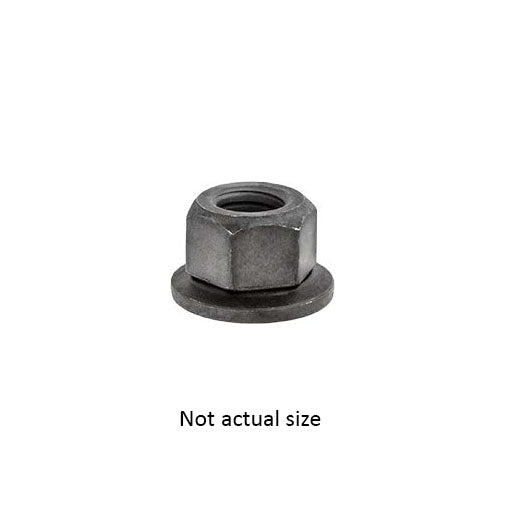 Auveco # 15331  M6-1.0 Free Spinning Washer Nut 20mm O/S Diameter.