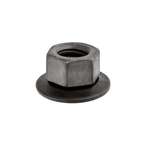 "Auveco # 15351  3/8""-16 Free Spinning Washer Nut 7/8"" O/S Diameter."
