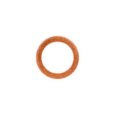 "Auveco # 15912  Copper Washer 5/16"" I/S Diameter 1/2"" O/S Diameter 1/32"" Thick."