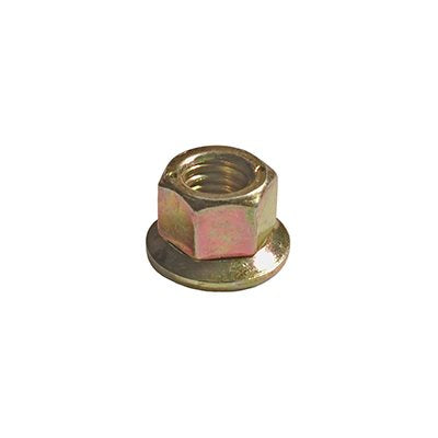 Auveco # 15332  M6-1.0 Free Spinning Washer Nut 24mm O/S Diameter.