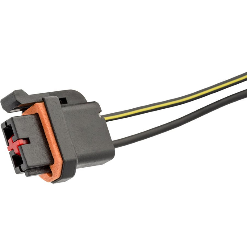 Auveco Item 23208 Ford A/C Compressor Clutch & Radio Antenna Harness Connector. Quantity 1