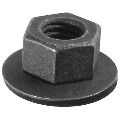 Auveco Item 23655 Free Spinning Washer Nut M6.3-1.0 19mm Wshr O.D.. Quantity 50