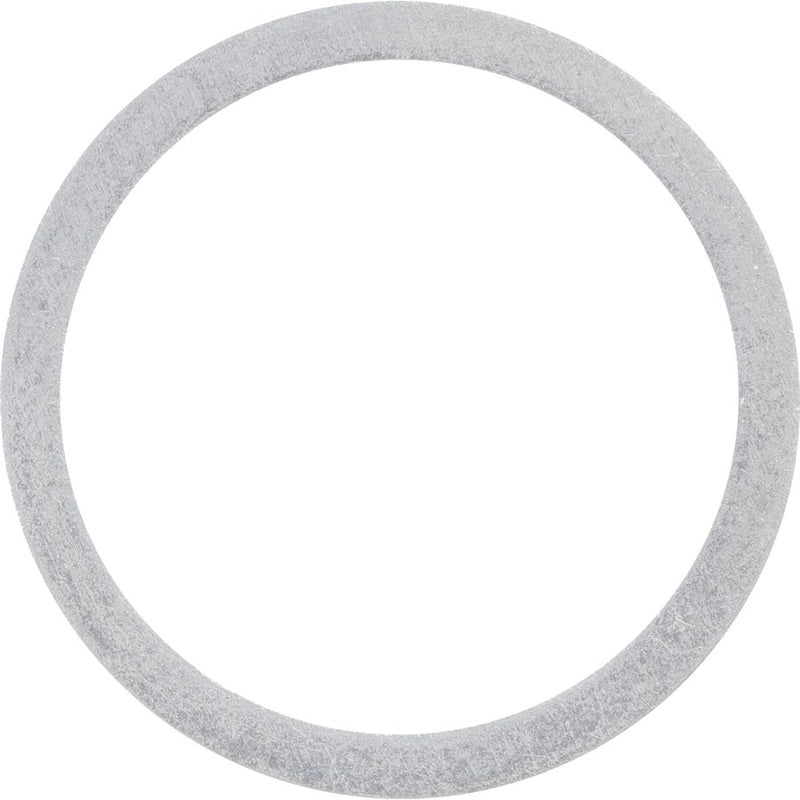 Auveco Item 23931 Aluminum Sealing Washer 22mm I.D. 27mm O.D.. Quantity 50