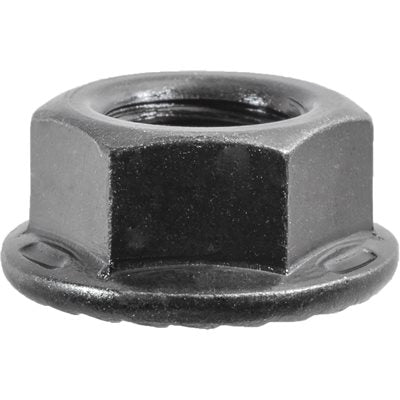 Auveco Item 24011 Spin Lock Nut W/Serrations 3/8-24 Thread 3/4 O.D.. Quantity 50