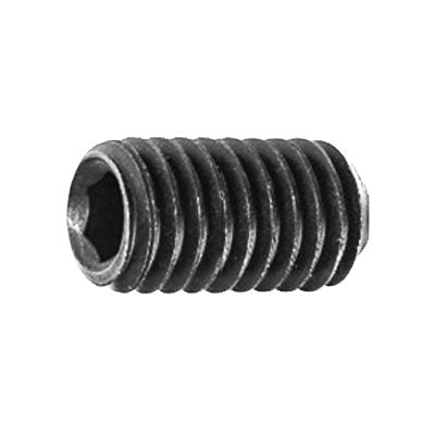 "Auveco # 5401  1/4""-28 X 3/8"" Socket Hd. Set Screw Cup Point."