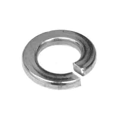 "Auveco # 8649  9/16"" Spring Type Lock Washer Zinc."