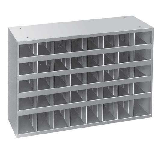 Auveco # 1020  Grade 5 Fastener Assortment In 40 Compartment Bin.