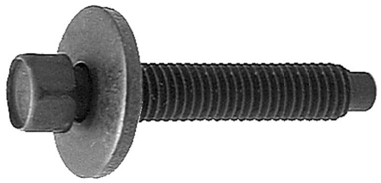 Auveco # 16931  Hex Hd. SEMS Body Bolt M8-1.25 X 42mm Phosphate.