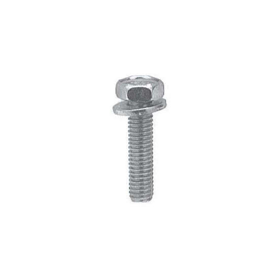 Auveco # 18187  Hex Hd. SEMS Bolt M8-1.25 X 45mm Class 8.8.