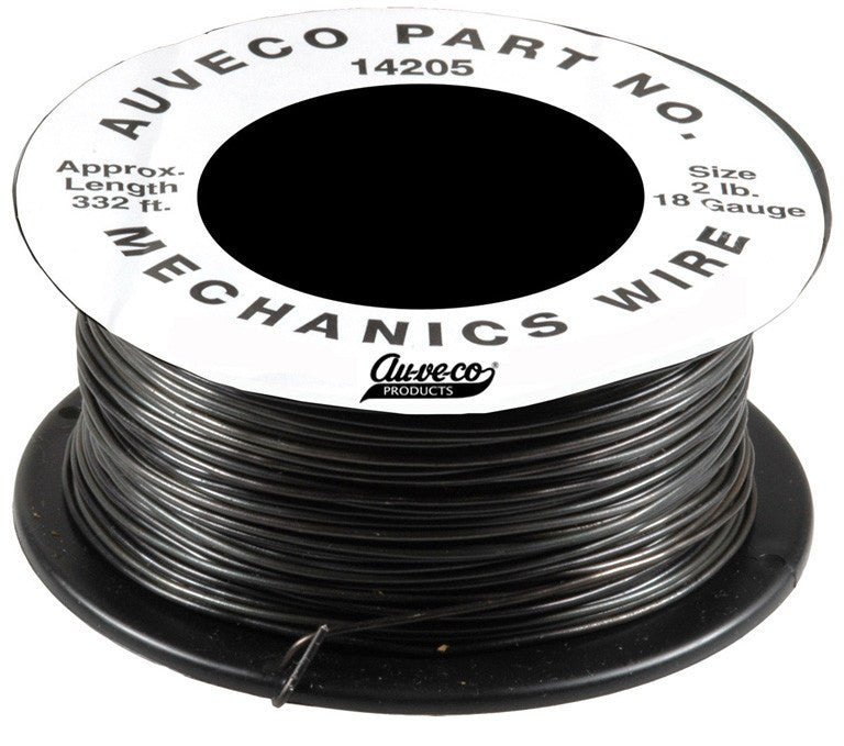 2 Pound 18 Gauge Mechanics Wire. Auveco 14205. Qty. 1 ROLL