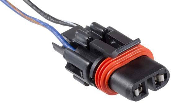 Auveco 21490 GM And Ford Wire Harness Connector.Auto Fasteners And Clips