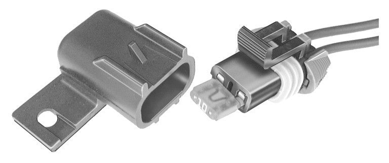 Auveco # 20207  Sealed Fuse Holder For Atm Mini Fuses 2-15 Amp.