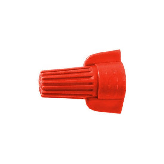 Wing Wire Nut Connector Red. Auveco 15706. Qty. 50