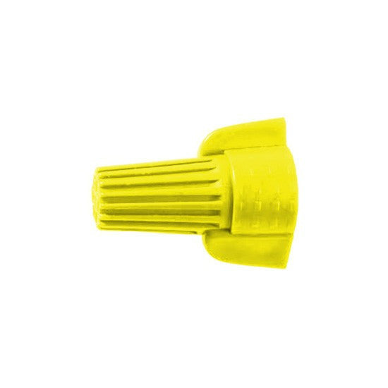 Auveco # 15705  Wing Wire Nut Connector Yellow.