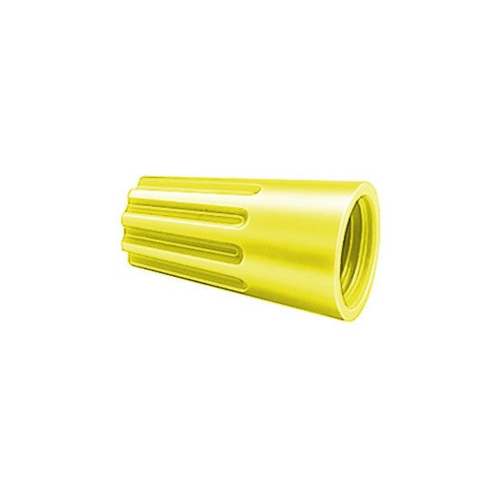 Auveco # 10381  Wire Nut Connectors 18 - 12 Gauge  Yellow.