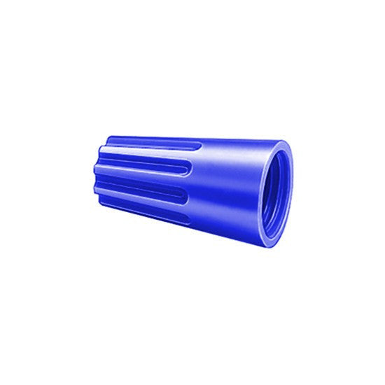 Auveco # 10379  Wire Nut Connectors 18 - 14 Gauge  Blue.
