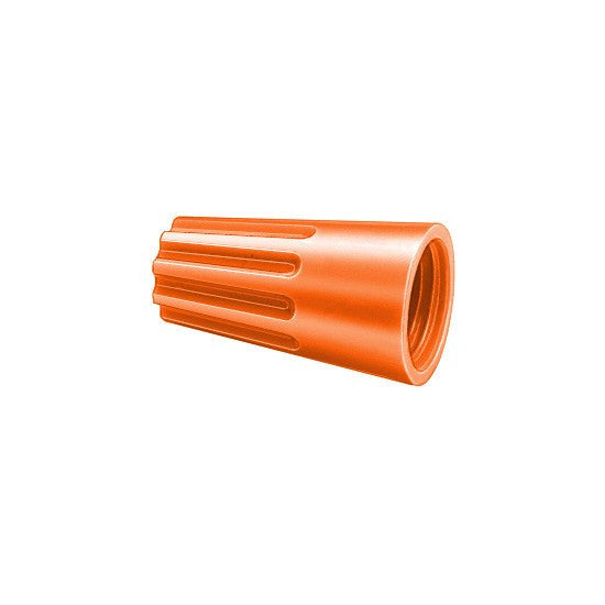 Auveco # 10380  Wire Nut Connectors 18 - 14 Gauge  Orange.