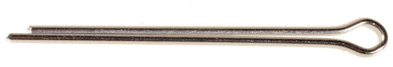 "Auveco # 13424  1/8"" X 2"" Cotter Pin 18-8 Stainless Steel."