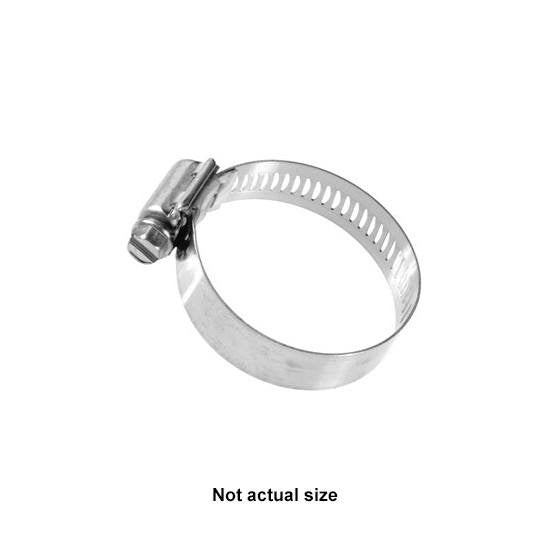 "Auveco # 9358  3-1/8"" - 5"" Hose Clamp."