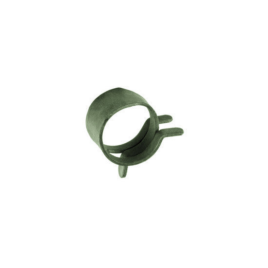 "Auveco # 12683  7/16"" Spring Action Hose Clamp."