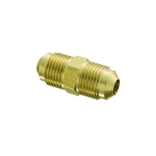 "Auveco # 247  Brass Union 1/2"" Tube Size."