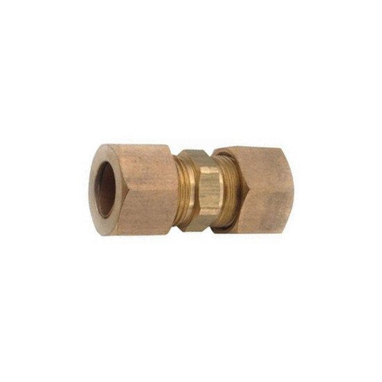 "Auveco # 151  Bulk Brass Union 3/16"" Tube Size."