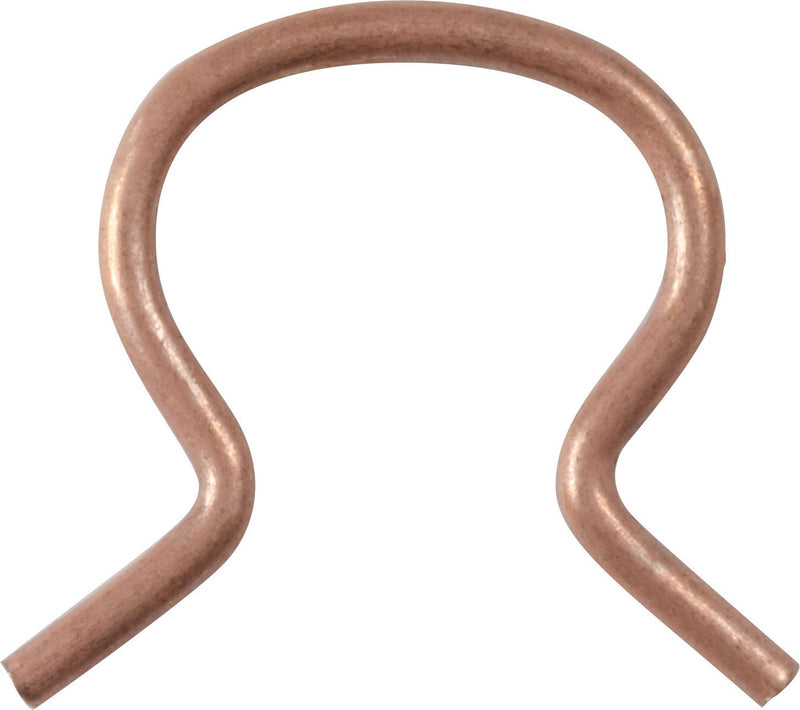 Auveco # 11  Door Handle Retaining Clip Copper Steel - GM.