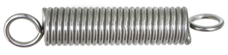 Auveco # 14067  Extension Spring 4.000 Length .105 Wire Size.