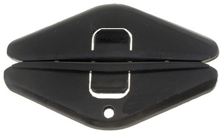 Auveco # 17341  GM Front Door Window Guide (Front Of Glass).
