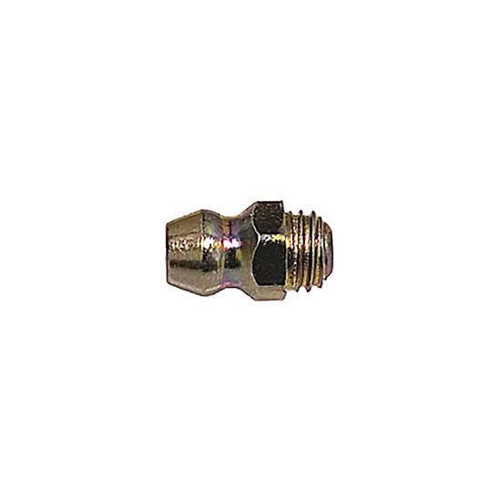 "Auveco # 15440  Grease Fitting 1/4""-28 Long Straight."
