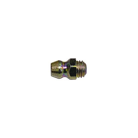 "Auveco # 15055  Grease Fitting 1/4"" X 28 Straight 9/64"" Thread."