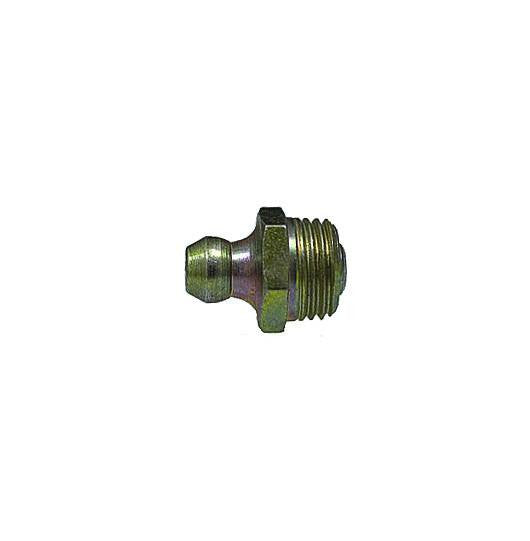 Auveco # 11100  Grease Fitting 10mm-1.0 Straight (9301).