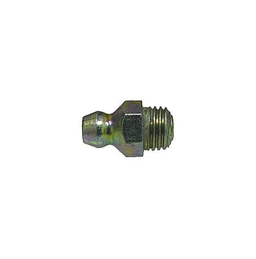 Auveco # 11098  Grease Fitting 8mm-1.0 STR DIN 71412 (8901).