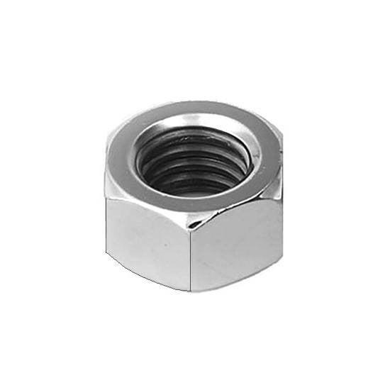 "Auveco # 13234  1/4""-20 Hex Nut  18-8 Stainless Steel."