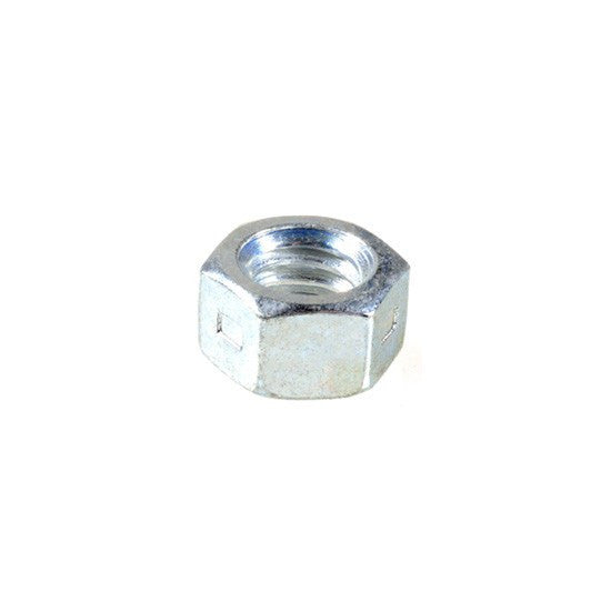 "Auveco # 11742  3/8""-16 Two Way Lock Nut - Zinc."