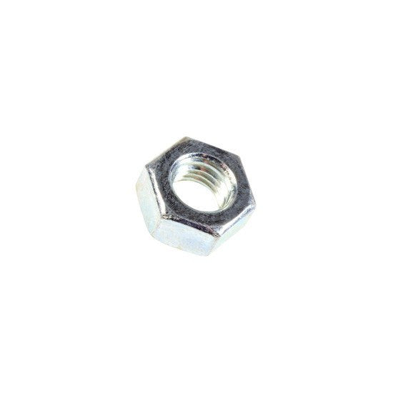 Auveco # 14452  8mm-1.25 DIN 934 Hex Nut - Zinc.