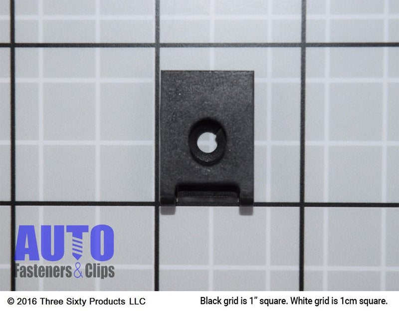 "Spring Type ""U"" Nut Number 10 Screw Size. Auveco 10066. Qty. 25"