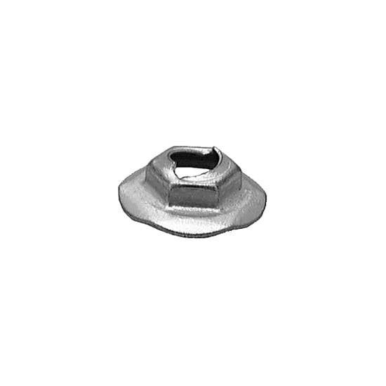 Auveco # 15711  Thread Cutting Nut 8mm Stud Size.