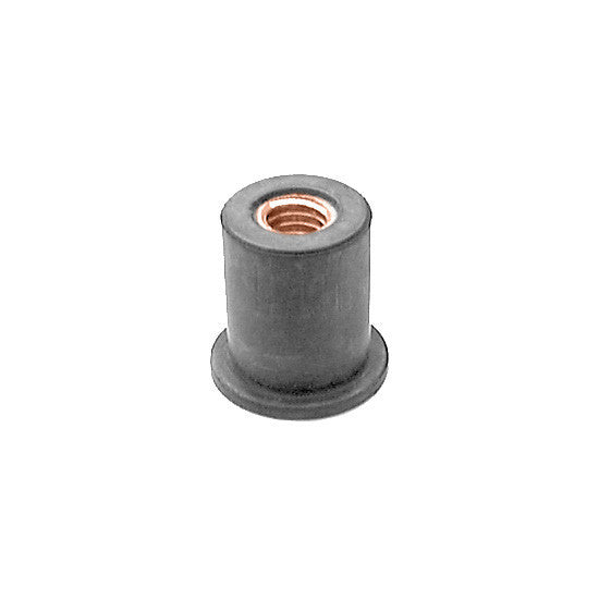 Auveco # 16251  Well Nut M6-1.0 .630 Length.